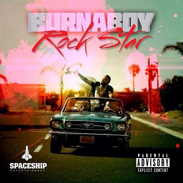 burnaboy rock star