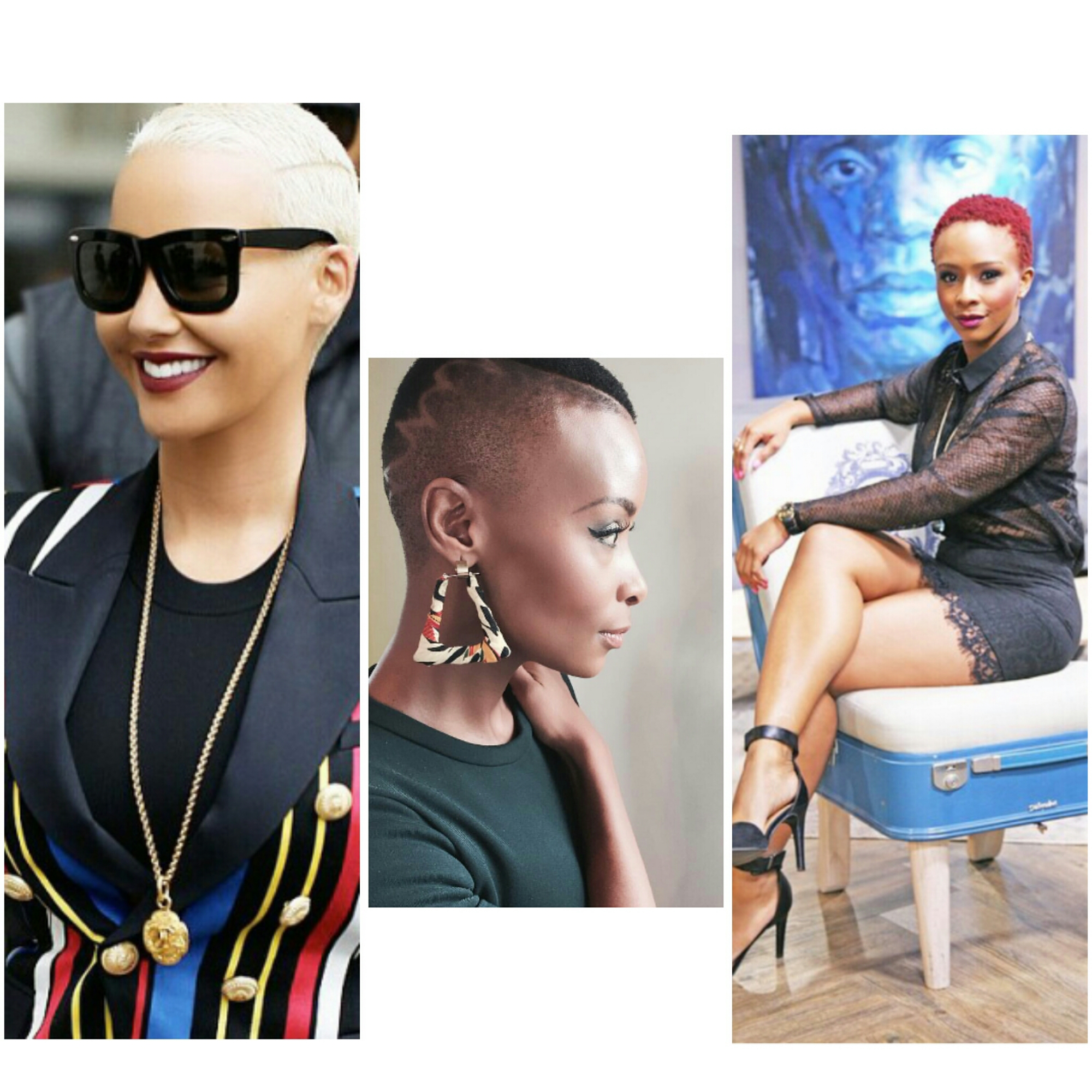 Different Fabulous Low Cut Hairstyle Options