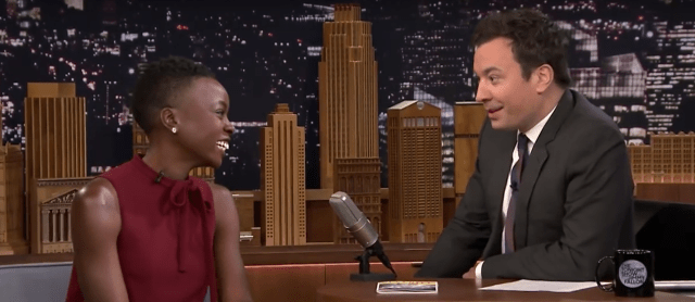 danai gurira jimmy fallon