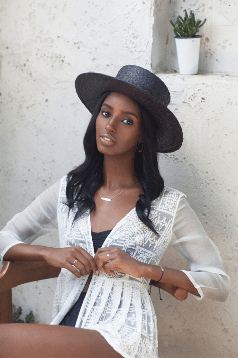 Fabulous Somali Twins 'Mataano' Releases Their Resort 2016 Collection