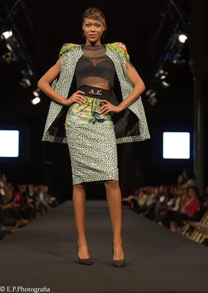 Must See! Ghanaian Fashion Label Totally Ethnik At Black Fashion Week In Paris