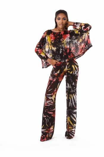 Art Of Color! The New Resort Collection From Amede