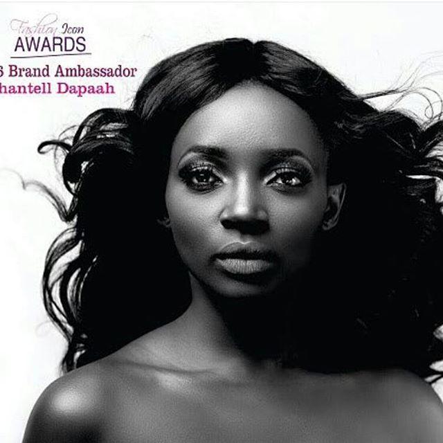 Ghanaian Model Chantell Dapaah Named As The Brand Ambassador For Fashion Icon Awards