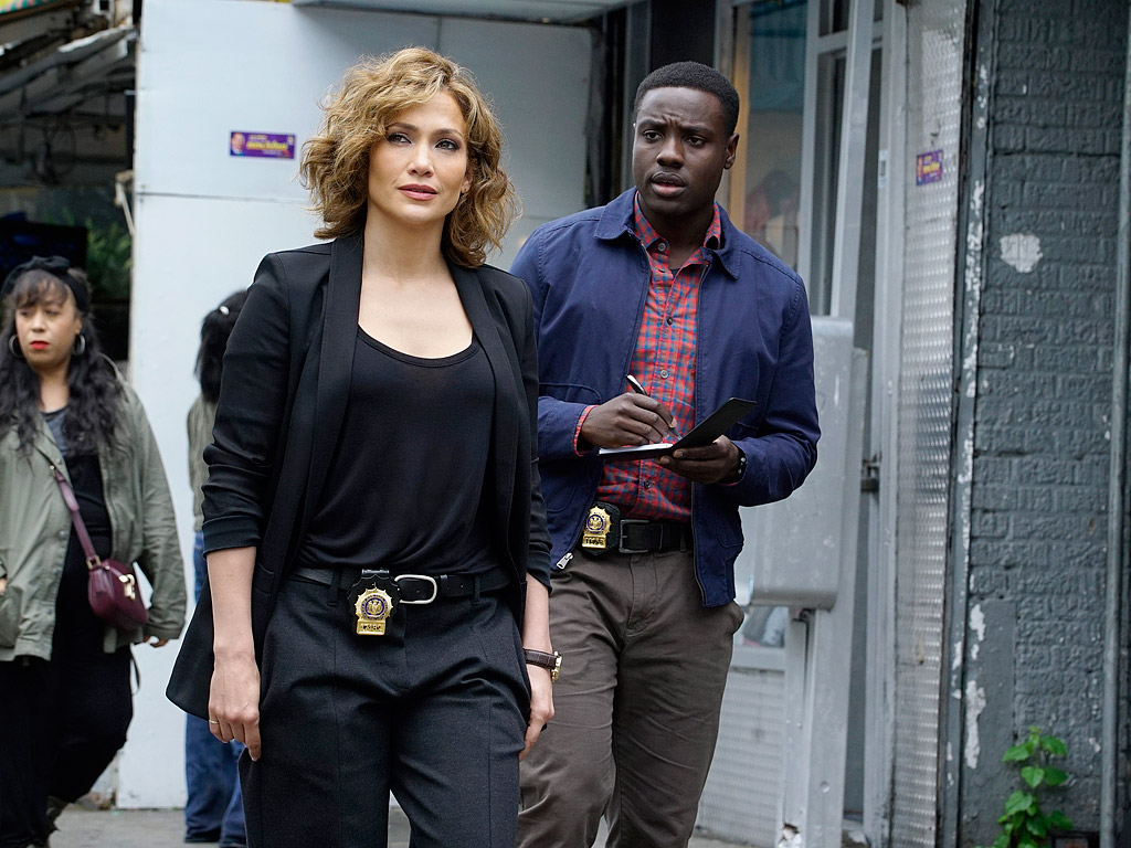 Nigerian Actor Dayo Okeniyi Stars In Jennifer Lopez' s 'Shades Of Blue' Series