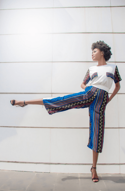 Ghanaian Fashion Brand Jermaine Bleu Unveils Their Latest Collection