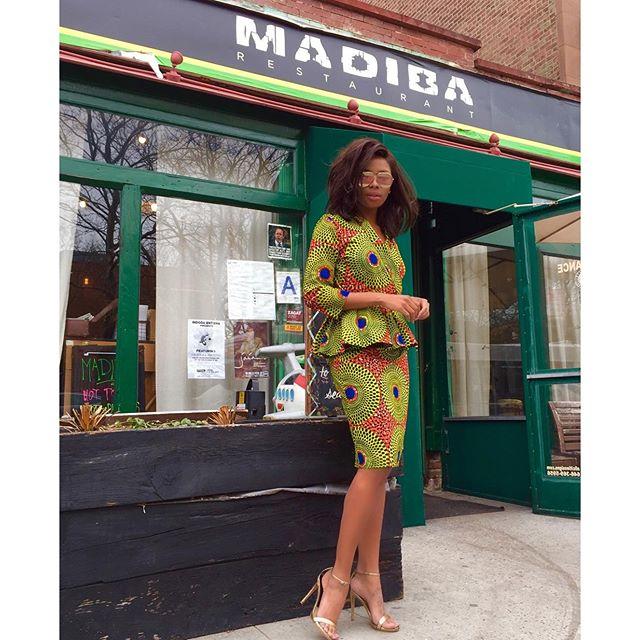Weekend Fashion Bliss – Tiwa Savage, Bonang Matheba, Mzbel & More