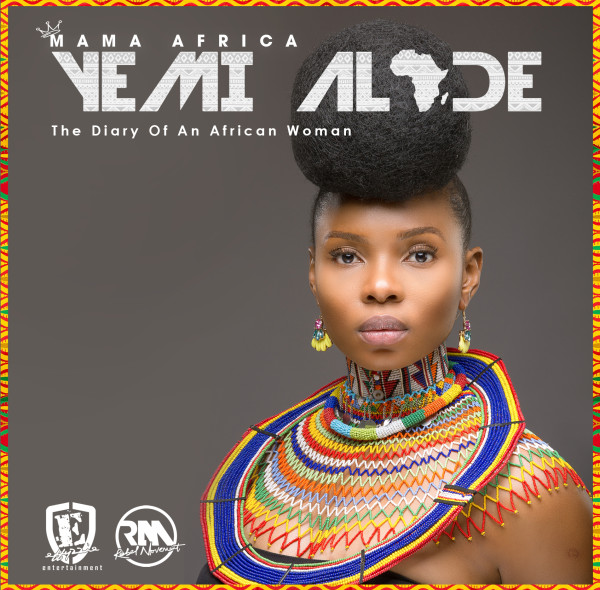 Yemi Alade Makes History! Her Mama Africa Album Is The Most Pre-Ordered African Album