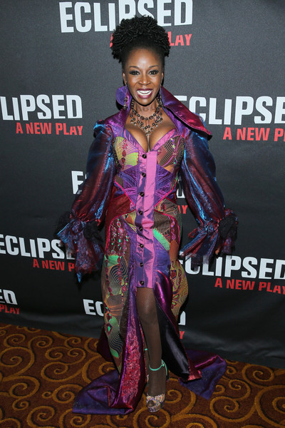 Eclipsed+Broadway+Opening+Night+After+Party+akosua busia