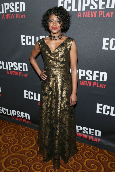Eclipsed+Broadway+Opening+Night+After+Party+Pascale Armand 2