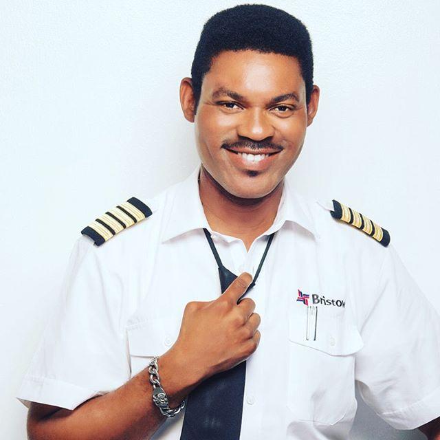 omotola captain