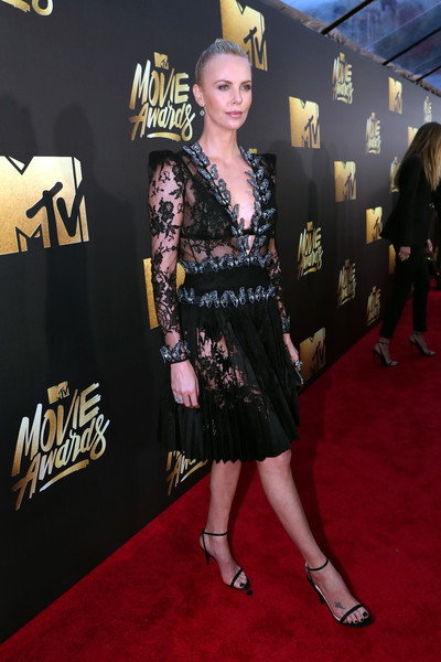 2016 MTV MOVIE AWARDS Charlize Theron