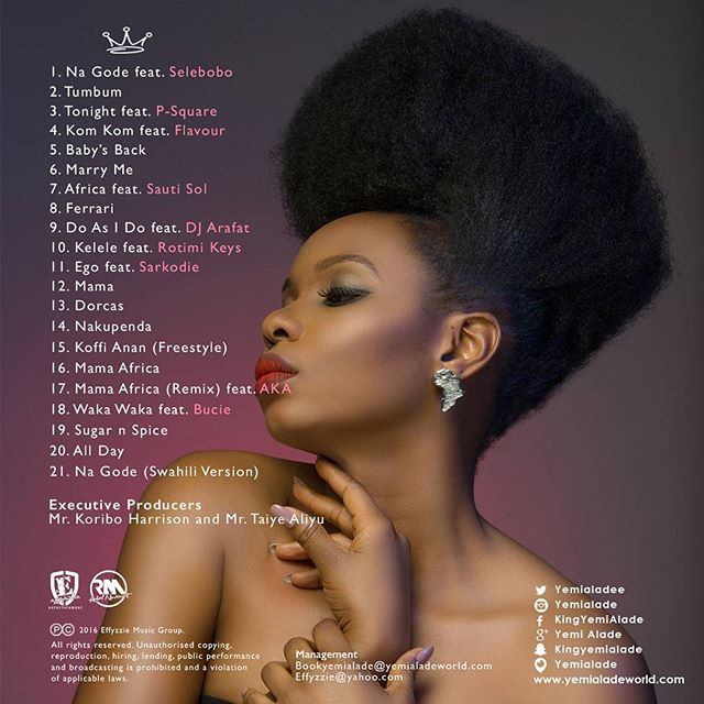 High Top Fade Hairstyle On Point Checkout Yemi Alade S Mama