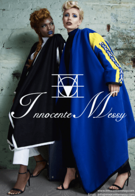 Bright Colours & Stylish Designs. Here Is Innocente Messy's Mobaly Collection