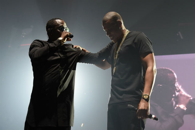 Video: Jay Z Makes A Surprise Appearance At Diddy's Bad Boy Reunion Concert