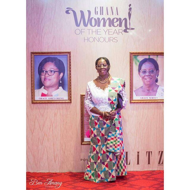 Ghana Women Of The Year Honours-grace-nortey