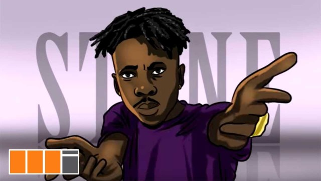 Stonebwoy - Anyday (Animation Video) -