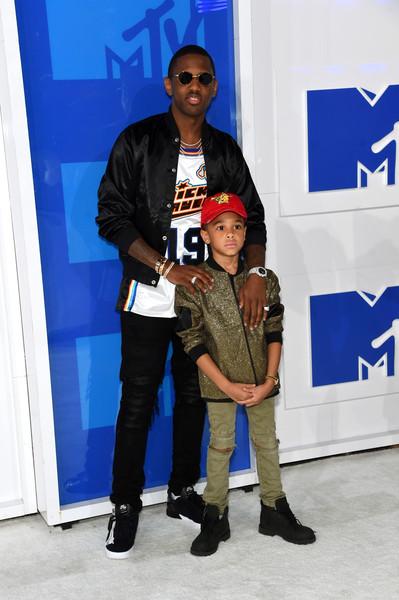 Fabolous & son
