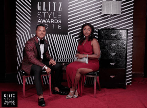 Van Vicker & Wife Adjoa