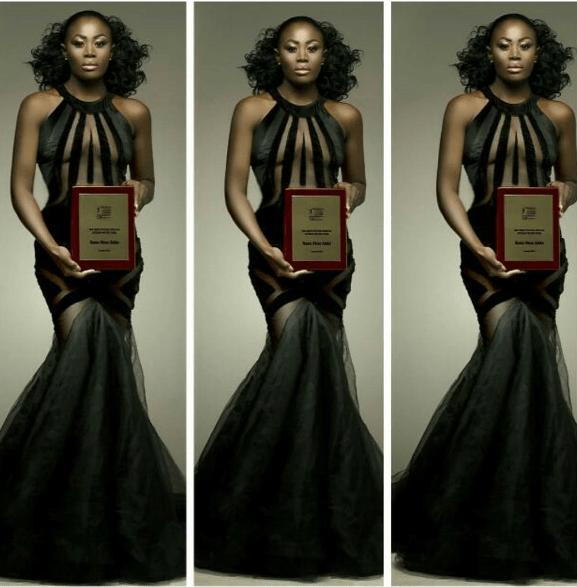 nana-akua-addo-yaasomuah-podium-recognition-awards-2016