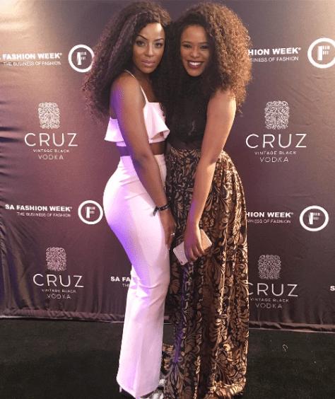 Jessica Nkosi & Natasha Thahane