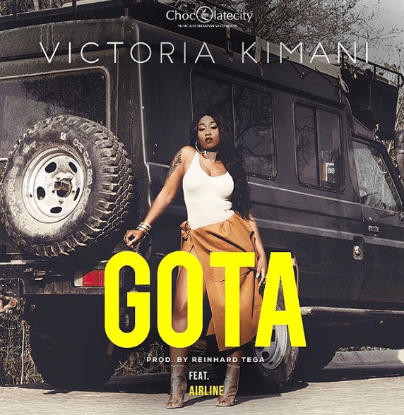 Check Out Victoria Kimani's First Ever Swahili Song 'Gota' Featuring Airline