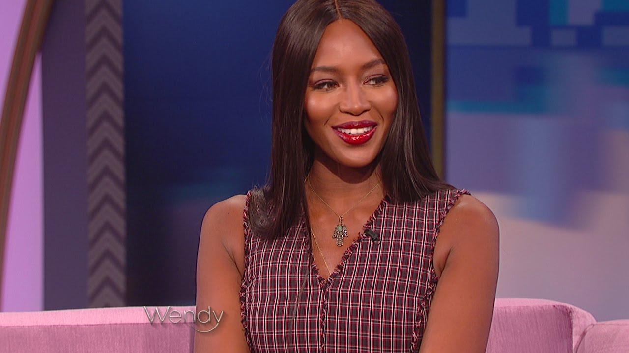 Video: Naomi Campbell Chats About Being Attacked in Paris