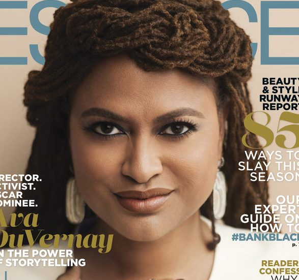 Hot Shots: Filmmaker Ava DuVernay Covers Essence Magazine's March Issue