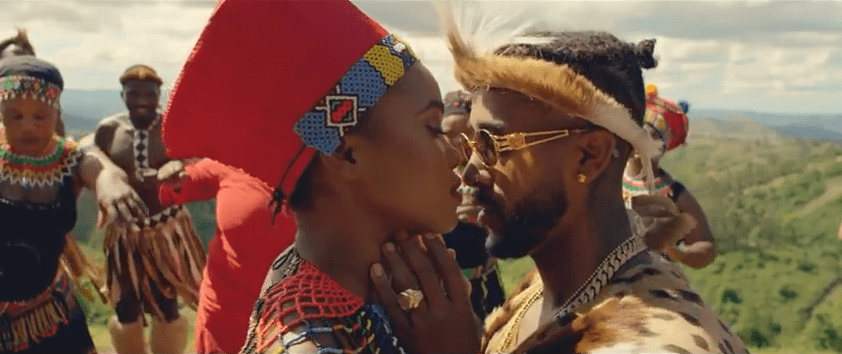 The Video Omarion Shot In South Africa Is Out! Watch The Official Music Video For 'Distance'