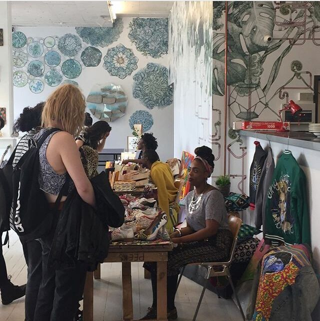 Experience African Fashion, Food & More At 'The Kach It Project Mini Series' in East London