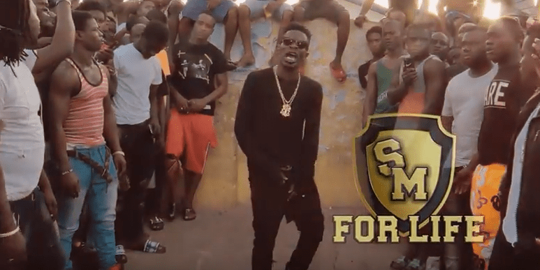 Shatta Wale Drops 'Ayoo' Video