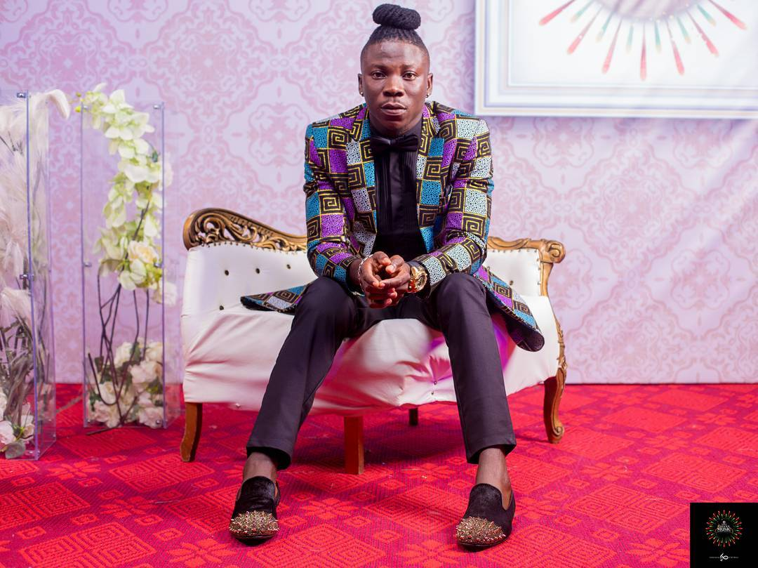 Stonebwoy Signs To Universal Music Group