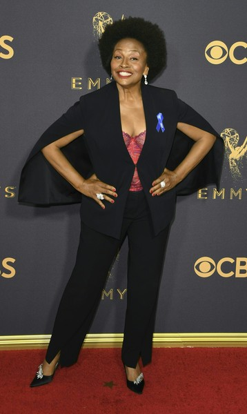 69th-Annual-Primetime-Emmy-Awards-Jenifer Lewis-emmys-2017