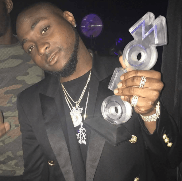 Davido-mobo-awards-2017