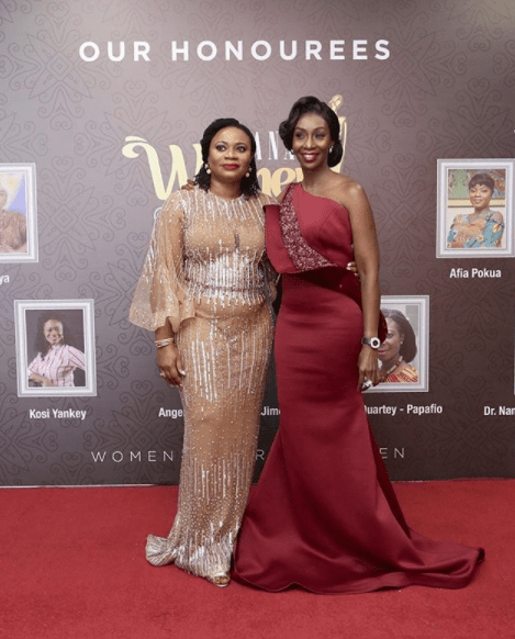 Fabulous Fashion Moments At The 2018 Glitz 'Ghana Women of The Year Honours'