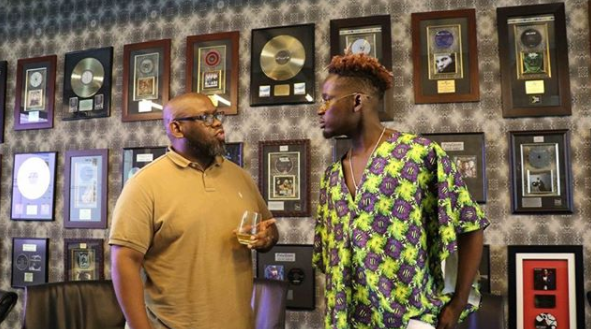 Mr Eazi Signs Licensing Deal With Universal Music