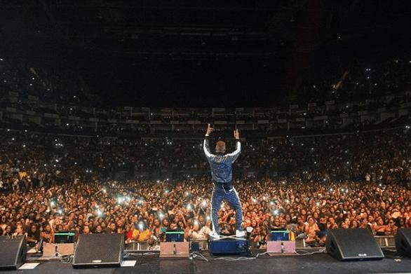 AfroRepublik Was Lit! – Wizkid, Tiwa Savage, Eugy, Mr Eazi & More Shut Down London's O2