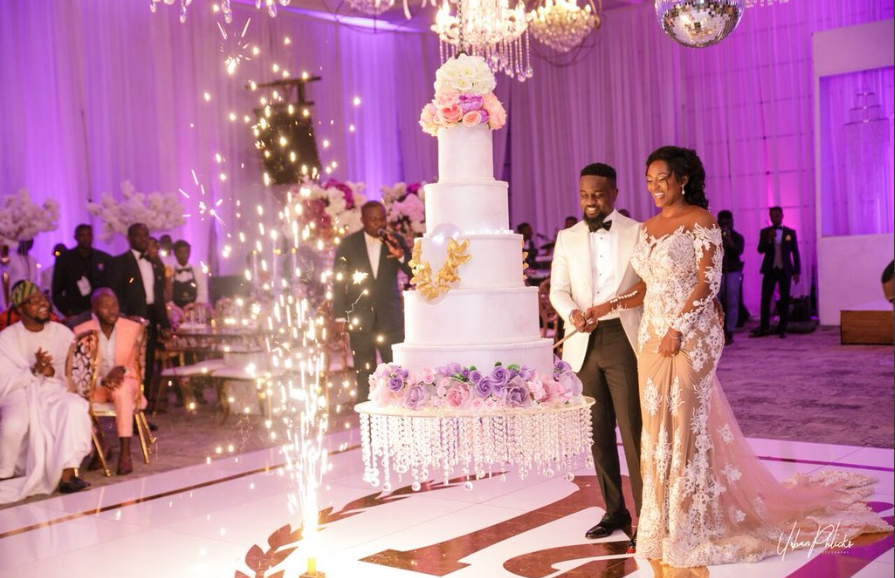 sarkodie-tracy-wedding