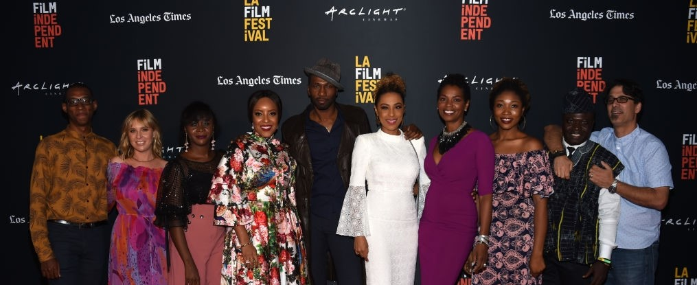 Joselyn Dumas, Leila Djansi, Vanessa Williams & More Attend '40 & Single' Premiere At LA Film Festival 2018