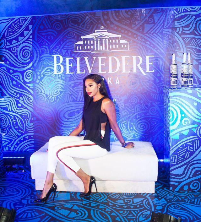 #BelvedereXLaolu
