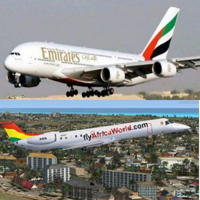 Emirates-AfricaWorld-Airlines