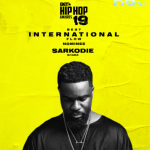 Sarkodie Wins 2019 BET Hip Hop Award & Urges Audience To Visit Ghana