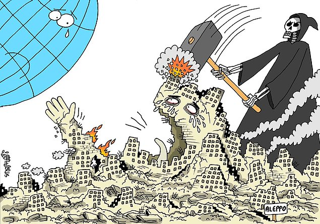 Karikatura: Stephff