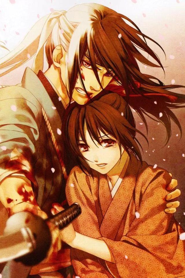 """ฮิจิคาตะ โทชิโซ×ยูกิมูระ จิซึรุ จาก """"Hakuouki บุปผาซามูไร"""""""