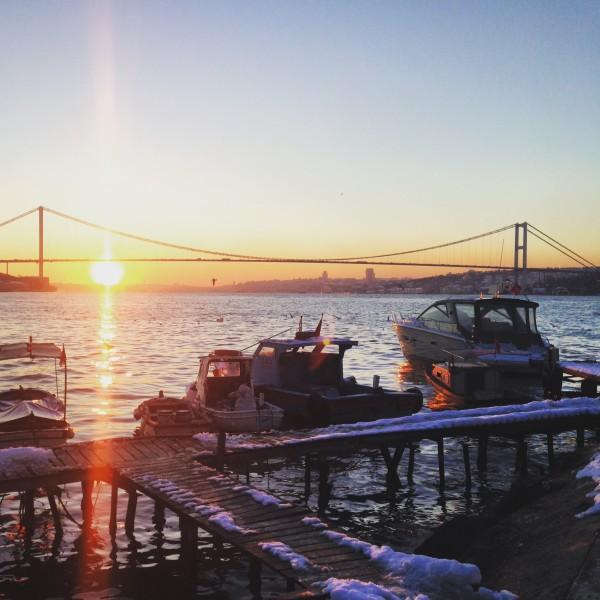 SunsetfromCengelkoy