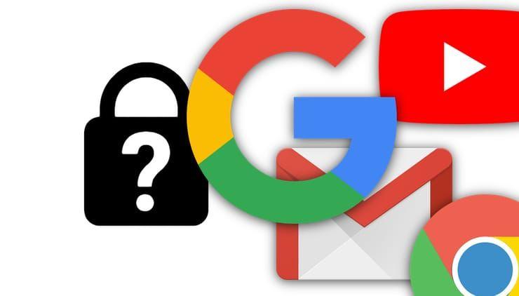 Forgot Password Google (یوتیوب، جیمیل، کروم): چگونه برای بازگرداندن یا تغییر به یک جدید