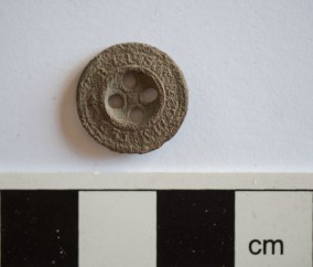 Olivia's button, front