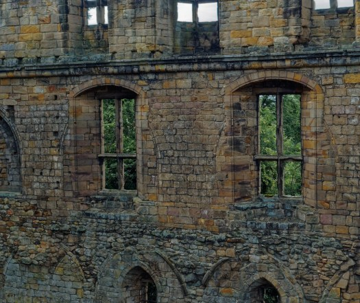 Window conversions in the palace