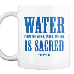 Water Is Sacred collection