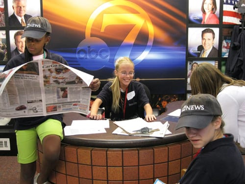 Young Ameritowne Registration