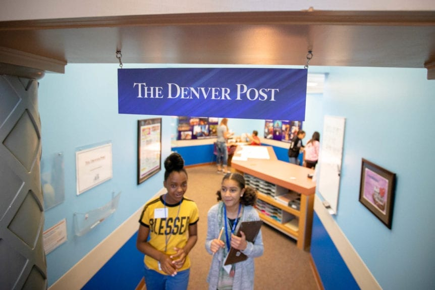 What Makes The Newspaper In Young Ameritowne